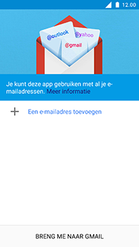 Nokia 6 - E-mail - Account instellen (POP3 met SMTP-verificatie) - Stap 5
