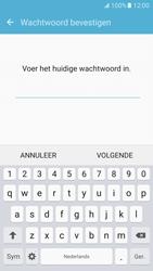 Samsung Galaxy S7 - Beveiliging en ouderlijk toezicht - Toegangscode aanpassen - Stap 7