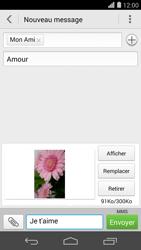 Huawei Ascend P7 - MMS - envoi d'images - Étape 16