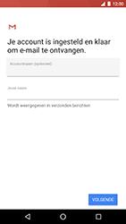 LG Nexus 5X - Android Oreo - E-mail - e-mail instellen (yahoo) - Stap 12