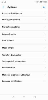 Huawei P20 - Appareil - Mises à jour - Étape 5