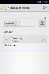 Bouygues Telecom Bs 351 - E-mails - Envoyer un e-mail - Étape 15
