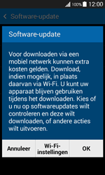 Samsung G357 Galaxy Ace 4 - Software update - update installeren zonder PC - Stap 7