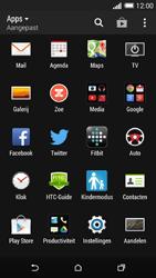 HTC One M8 - MMS - afbeeldingen verzenden - Stap 2