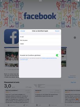 Apple iPad Mini 4 - iOS 11 - Applications - Télécharger des applications - Étape 9