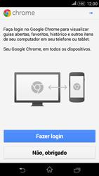 Sony Xperia E4G - Internet (APN) - Como configurar a internet do seu aparelho (APN Nextel) - Etapa 21