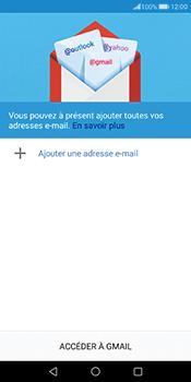 Huawei Mate 10 Pro - E-mail - Configuration manuelle (gmail) - Étape 5