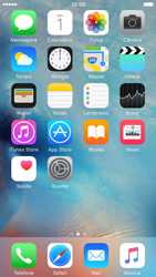Apple iPhone iOS 9 - Email - Como configurar seu celular para receber e enviar e-mails - Etapa 2