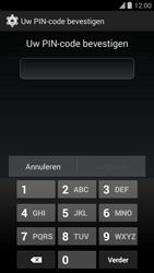 Blackphone Blackphone 4G (BP1) - Instellingen aanpassen - Fabrieksinstellingen terugzetten - Stap 7
