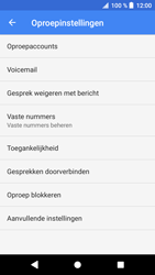 Sony xperia-xa1-g3121-android-oreo - Voicemail - Handmatig instellen - Stap 7