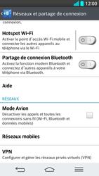 LG G2 - Internet et connexion - Activer la 4G - Étape 5