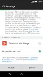 HTC Desire 610 - Premiers pas - Créer un compte - Étape 28