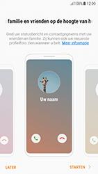 Samsung Galaxy A3 (2017) - Android Nougat - Contacten en data - Contacten kopiëren van toestel naar SIM - Stap 4