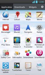 LG P710 Optimus L7 II - Netwerk - gebruik in het buitenland - Stap 5