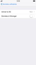 Apple iPhone 7 - iOS 12 - Réseau - Activer 4G/LTE - Étape 5