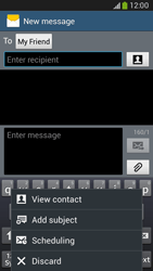 Samsung Galaxy Core LTE - Mms - Sending a picture message - Step 9