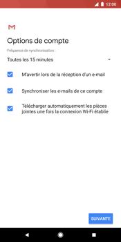 Google Pixel 2 XL - E-mail - Configuration manuelle - Étape 18
