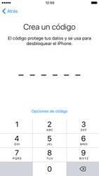 Apple iPhone 6 iOS 10 - Primeros pasos - Activar el equipo - Paso 13