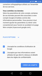 Huawei P10 - Android Oreo - Applications - Créer un compte - Étape 14