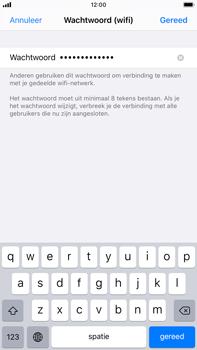 Apple iphone-6s-plus-met-ios-13-model-a1687 - WiFi - Mobiele hotspot instellen - Stap 5