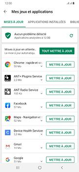 Samsung Galaxy A50 - Applications - comment vérifier si des mises à jour sont disponibles pour l'appli - Étape 7