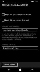 Microsoft Lumia 535 - Email - Configurar a conta de Email -  20