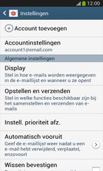 Samsung I8190 Galaxy S III Mini - E-mail - Instellingen KPNMail controleren - Stap 7
