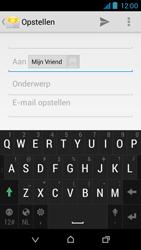 HTC Desire 310 - E-mail - E-mails verzenden - Stap 8