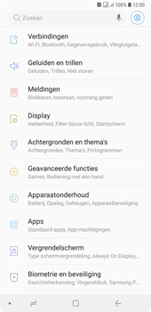 Samsung Galaxy A7 (2018) - Internet - mijn data verbinding delen - Stap 4