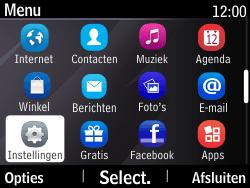 Nokia Asha 210 - Internet - Aan- of uitzetten - Stap 3