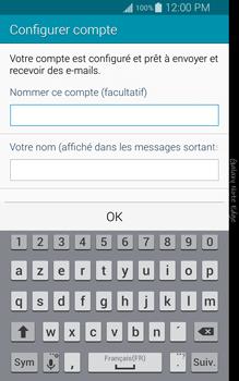 Samsung N915FY Galaxy Note Edge - E-mail - Configuration manuelle - Étape 18