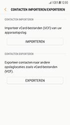 Samsung Galaxy A3 (2016) - Android Nougat - Contacten en data - Contacten kopiëren van toestel naar SIM - Stap 7