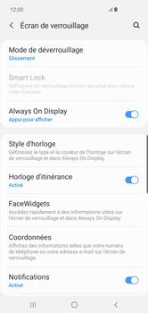 Samsung Galaxy S10 Plus - Sécurité - activéz le code PIN de l'appareil - Étape 5