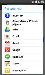 LG L70 - Internet - Navigation sur internet - Étape 16
