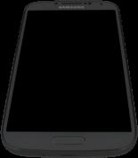 Samsung Galaxy S4 - Premiers pas - Découvrir les touches principales - Étape 7