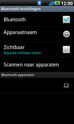 LG P990 Optimus 2X Speed - Bluetooth - koppelen met ander apparaat - Stap 11