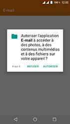 Wiko Tommy 2 - E-mails - Ajouter ou modifier un compte e-mail - Étape 7