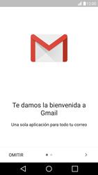 LG K10 4G - E-mail - Configurar Gmail - Paso 5
