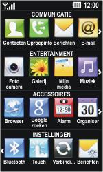 LG GD510 Pop - Buitenland - Bellen, sms en internet - Stap 3