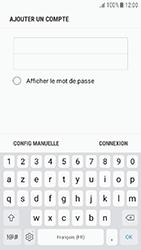 Samsung Galaxy J3 (2017) - E-mail - Configuration manuelle - Étape 8