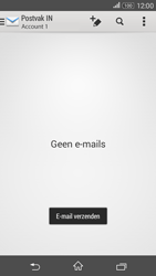Sony Xperia E4g (E2003) - E-mail - Bericht met attachment versturen - Stap 15