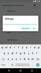 LG Nexus 5X - Android Oreo - MMS - handmatig instellen - Stap 13