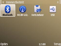 Nokia E72 - Bluetooth - headset, carkit verbinding - Stap 5