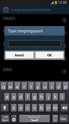 Samsung C105 Galaxy S IV Zoom LTE - Internet - handmatig instellen - Stap 16