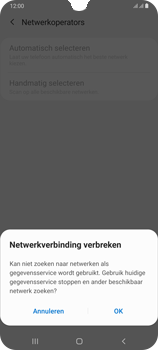 Samsung Galaxy A70 - Bellen - in het buitenland - Stap 9