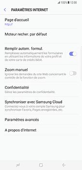 Samsung Galaxy S8 Plus - Internet - configuration manuelle - Étape 30
