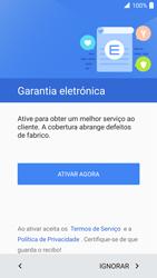 Alcatel Idol 4 VR - Primeiros passos - Como ligar o telemóvel pela primeira vez -  17