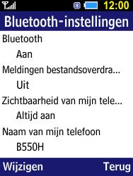 Samsung Xcover 550 (SM-B550H) - Bluetooth - Aanzetten - Stap 8