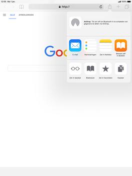 Apple ipad-pro-10-5-inch-ios-12 - Internet - Hoe te internetten - Stap 6