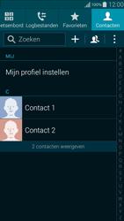 Samsung Galaxy Alpha 4G (SM-G850F) - Contacten en data - Contacten kopiëren van SIM naar toestel - Stap 4